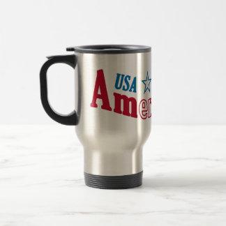 USA AmeriCAN!  mug– choose style & color