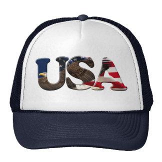 USA American Patriot Series Trucker Hat