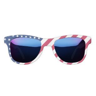 53264d0d0f916 USA American Patriotic Stars Stripes Flag Sunglasses