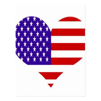 USA American Post Cards