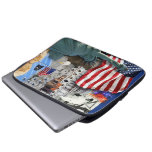 USA American Symbols Laptop Computer Sleeves