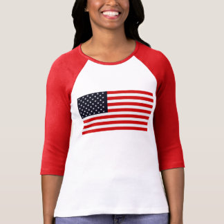 USA AMERICAN US FLAG Series T-Shirt