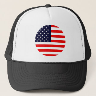 USA AMERICAN US FLAG Series Trucker Hat