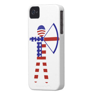 USA Archery - American Archer iPhone 4 Cases