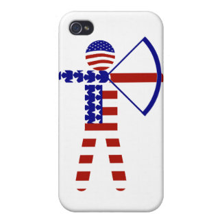 USA Archery - American Archer Cases For iPhone 4
