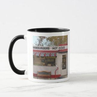 USA, Arizona, Bisbee: Shady Dell Motel, All 2 Mug