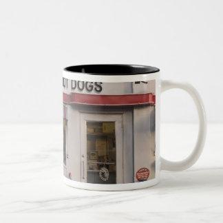 USA, Arizona, Bisbee: Shady Dell Motel, All 2 Two-Tone Coffee Mug