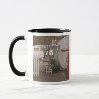 USA, Arizona, Bisbee: Shady Dell Motel, All Mug