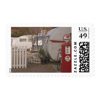 USA, Arizona, Bisbee: Shady Dell Motel, All Postage