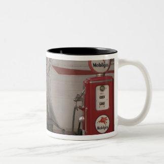 USA, Arizona, Bisbee: Shady Dell Motel, All Two-Tone Coffee Mug