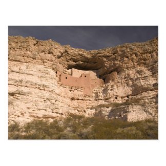 USA, Arizona, Camp Verde: Montezuma Castle Postcard