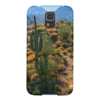 USA, Arizona. Desert View Case For Galaxy S5