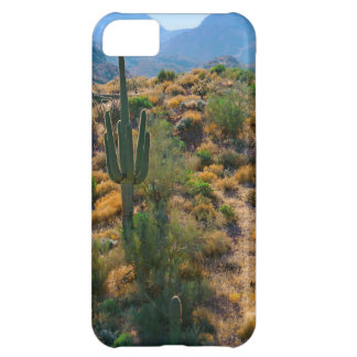USA, Arizona. Desert View Case For iPhone 5C