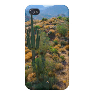 USA, Arizona. Desert View Cover For iPhone 4