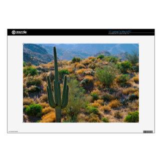 "USA, Arizona. Desert View Decal For 15"" Laptop"