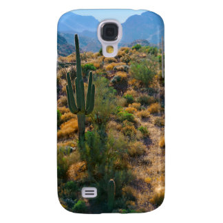 USA, Arizona. Desert View Galaxy S4 Cover