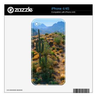 USA, Arizona. Desert View iPhone 4S Decal