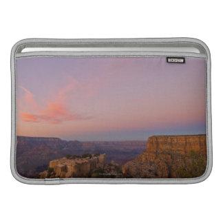 USA, Arizona, Grand Canyon at sunset MacBook Sleeves