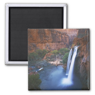 USA, Arizona, Grand Canyon, Havasu Falls Magnet