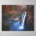 USA, Arizona, Grand Canyon, Havasu Falls Poster