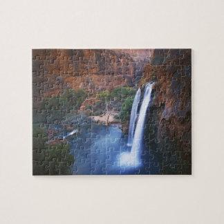 USA, Arizona, Grand Canyon, Havasu Falls Puzzle