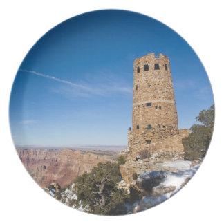USA, Arizona, Grand Canyon National Park. Desert Plate