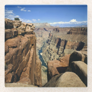 USA, Arizona, Grand Canyon National Park Glass Coaster