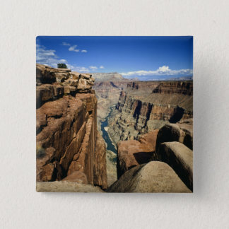 USA, Arizona, Grand Canyon National Park, Pinback Button