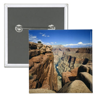 USA, Arizona, Grand Canyon National Park, Pinback Button