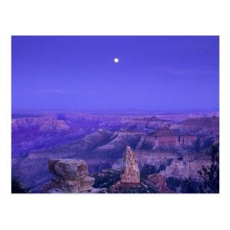 USA, Arizona, Grand Canyon National Park. Postcard