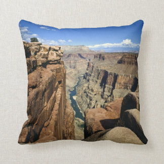 USA, Arizona, Grand Canyon National Park Throw Pillow