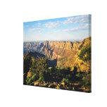 USA, Arizona, Grand Canyon National Park, View Canvas Print