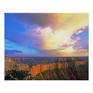 USA, Arizona, Grand Canyon National Park. View Poster