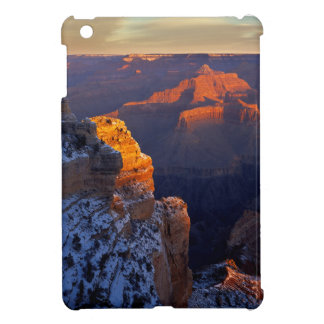 USA, Arizona, Grand Canyon National Park, Winter iPad Mini Cover