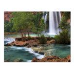 USA, Arizona, Havasu Canyon. The peaceful Postcard