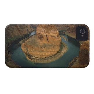 USA, Arizona. Horseshoe Bend showing erosion by Case-Mate iPhone 4 Case