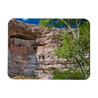 USA, Arizona. Montezuma Castle, The Ruins Magnet