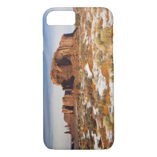 USA, Arizona, Monument Valley Navajo Tribal iPhone 7 Case