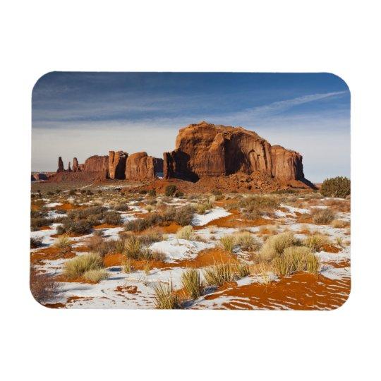 USA, Arizona, Monument Valley Navajo Tribal Magnet