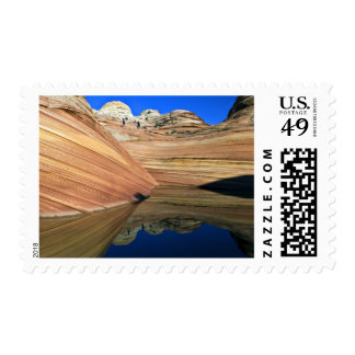 USA, Arizona, North Coyote Buttes, Vermillion Postage