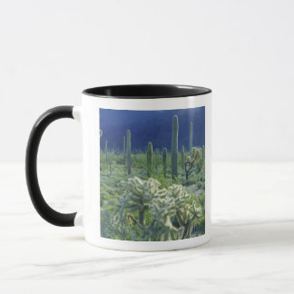 USA, Arizona, Organ Pipe Cactus National Mug