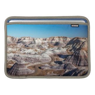 USA, Arizona, Petrified Forest National Park MacBook Sleeve