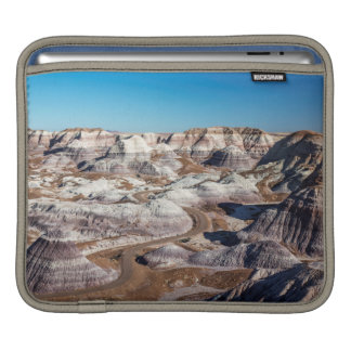 USA, Arizona, Petrified Forest National Park iPad Sleeve