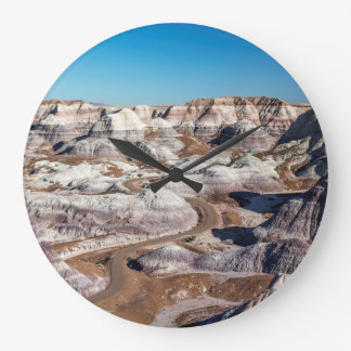 USA, Arizona, Petrified Forest National Park Large Clock