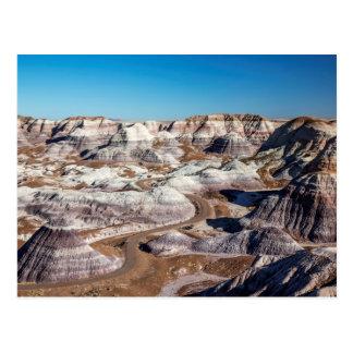 USA, Arizona, Petrified Forest National Park Postcard