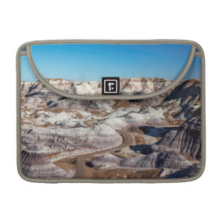 USA, Arizona, Petrified Forest National Park Sleeve For MacBook Pro