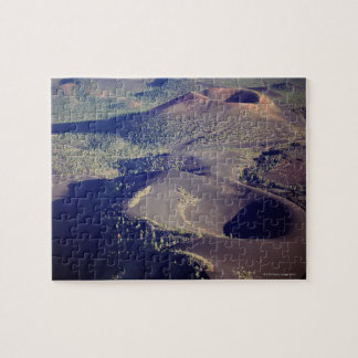 USA, Arizona, Sunset Crater National Monument, Jigsaw Puzzle