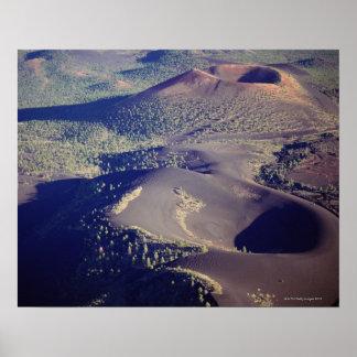 USA, Arizona, Sunset Crater National Monument, Poster