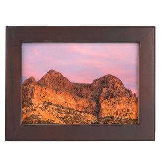 USA, Arizona, Tonto National Forest, Picketpost Memory Box