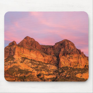 USA, Arizona, Tonto National Forest, Picketpost Mouse Pad